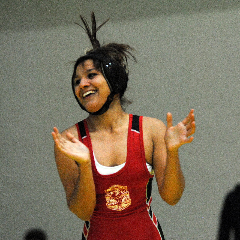 Mariana Anaid Berrelleza Cadete 56 Kilos